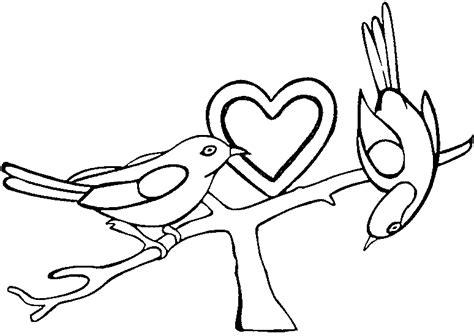fonds de cuisine coloriage st valentin 1 à colorier allofamille