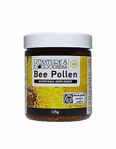 Bee Pollen Granules Dietary Supplement 125g  250g  1kg  U2013 Natures Goodness