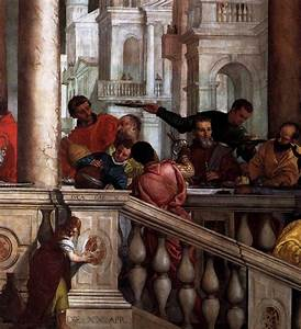 File:Paolo Veronese - Feast in the House of Levi (detail ...