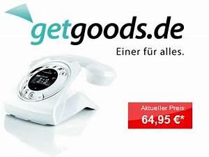 Telefon Schnurlos Retro : schnurlos telefon sixty von grundig im retro ~ Watch28wear.com Haus und Dekorationen