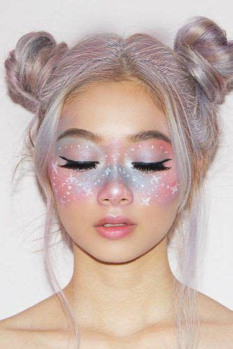 fairy unicorn makeup ideas  parties gorgeous
