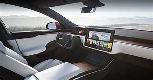 Musk Reads: See stunning new interior of Tesla Model S