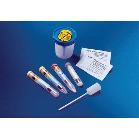 BD Vacutainer Urine Collection Tube 16 X 100 mm - 364992
