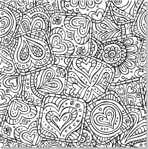 doodle coloring pages    print