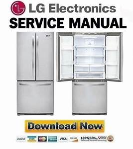Lg Lfc20770st Service Manual  U0026 Repair Guide