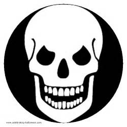 Skull Pumpkin Carving Templates Free by Skull Stencil Stencil Skull All Hallow S Eve All Year