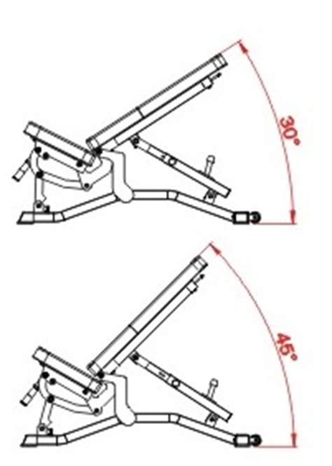 Incline Bench Press Angle by Incline Bench Press The Stephane Andre