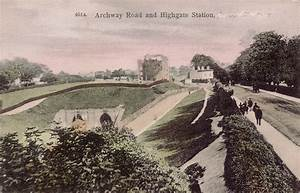 Highgate Common And The Development Of The Archway Road