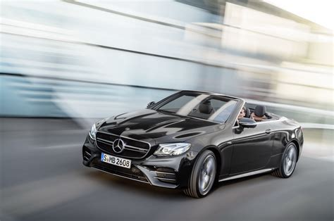 New Electrified Mercedes Amg 53 Models Break Cover With Up