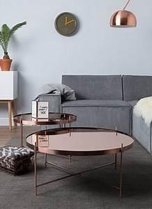 Table Basse Cuivre Rose : couleurs mati res et styles les tendances d co qui feront vibrer 2017 le blog d 39 arthur bonnet ~ Melissatoandfro.com Idées de Décoration