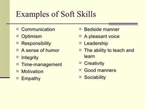 Should You Put Soft Skills On A Resume by Resume Soft Skills Exle Resume Templates Soft Skills Trainer Writing Construction Worker
