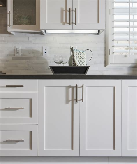 pics of kitchen cabinets with hardware how to spruce up your rental kitchen real simple