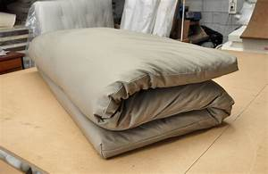 Roll up futon mattress innature for Roll up futon nz