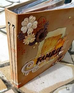 Faire Soi Meme : album photo scrapbooking a faire soi meme ~ Melissatoandfro.com Idées de Décoration
