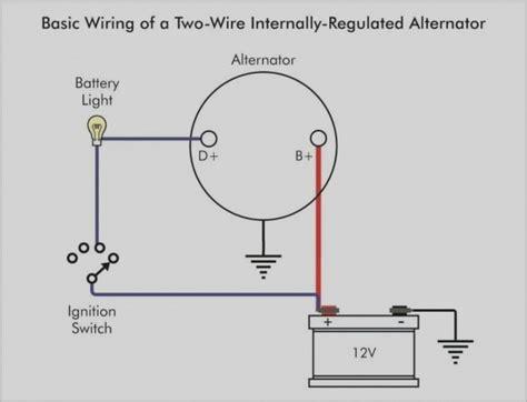 external voltage regulator wiring diagram