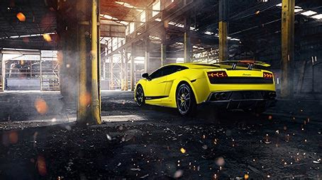 Car Wallpaper Slideshow Windows 7 by Lamborghini Theme For Windows 10 8 7
