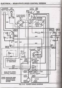 Yamaha G19 Golf Cart Wiring Diagram