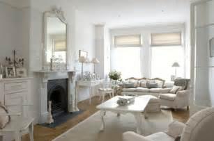 decorating livingrooms shabby chic wohnzimmer 66 romantische einrichtungen