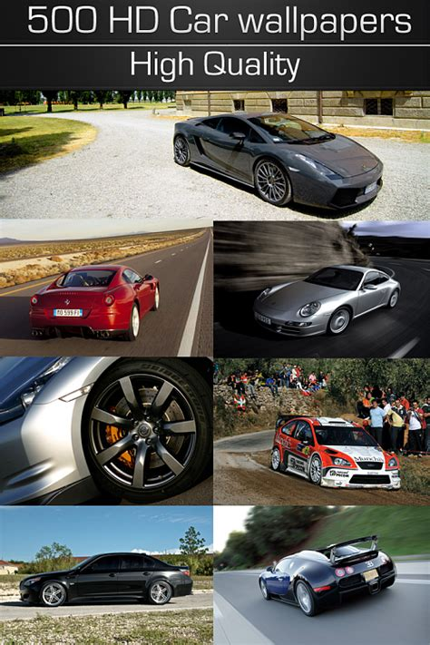 Windows 7 Car Wallpaper Pack by 500 Hd Car Wallpapers Pack By Sergiogarcia9 Windows 7