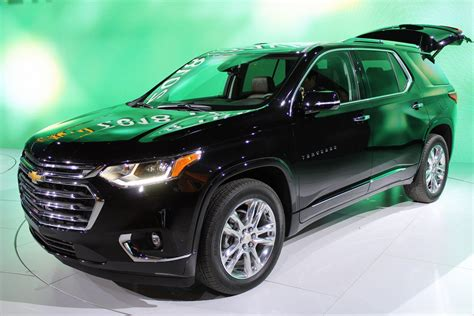 chevrolet crossover 2018 chevrolet traverse picture 701325 car review