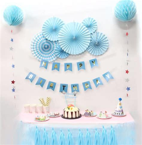 Baby Shower Birthdays Party Decorations Boy Holiday