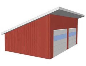 Gambrel Roof Barn Plans