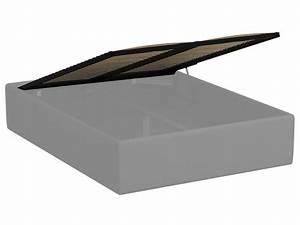 Conforama Lit Sommier : option sommier relevable pour lit 140x190 cm vente de ~ Melissatoandfro.com Idées de Décoration