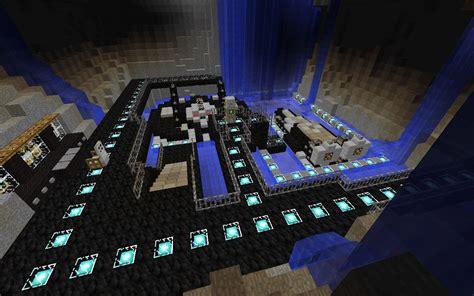 Become Batman Minecraft Project