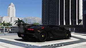 2019 Lamborghini Aventador SVJ [ Add-On Digital gear