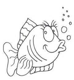 HD wallpapers kids coloring fish