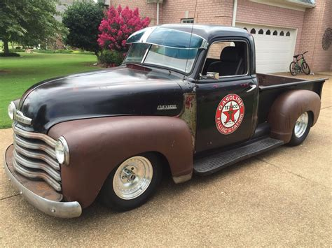 Chevrolet Trucks For Sale by 1951 Chevrolet 3100 Shop Truck Patina For Sale