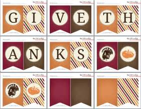 free thanksgiving printables from three monkeys studio catch my