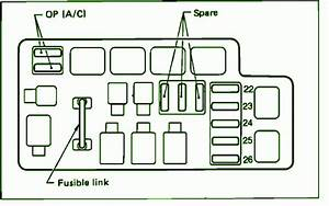 Subaru  U2013 Circuit Wiring Diagrams