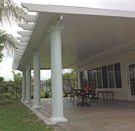 insulated patio roofs  south florida feed sales increase  venetian builders