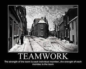 Hockey Quotes A... Strength And Teamwork Quotes