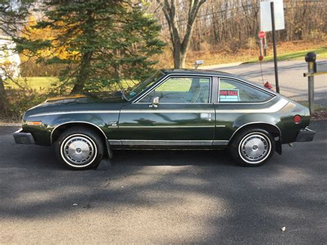 $2,700! 1981 AMC Spirit DL Liftback