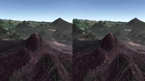 volcano paricutin michoacan mexico google earth