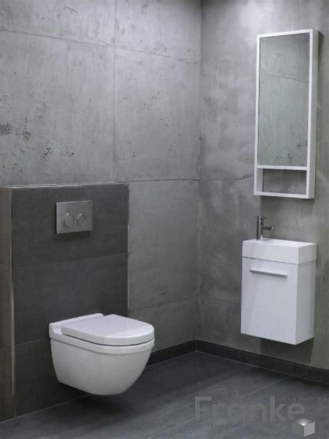 Bad Fliesen Betonoptik by Die Besten 25 Industrie Badezimmer Ideen Auf