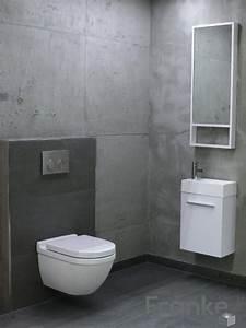 Bauhaus Gäste Wc Waschbecken : die besten 17 ideen zu fliesen betonoptik auf pinterest fliesen in betonoptik fliesen ~ Markanthonyermac.com Haus und Dekorationen