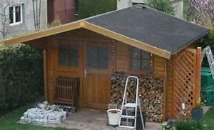 Dach Neu Decken Baugenehmigung : gartenhausdach projektideen dachplatten ~ Bigdaddyawards.com Haus und Dekorationen