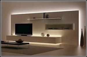 Wohnzimmerwand Ideen