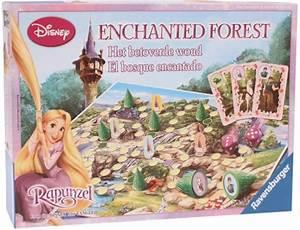 Ravensburger Disney Rapunzel Enchanted Forest Game NEW UK ...