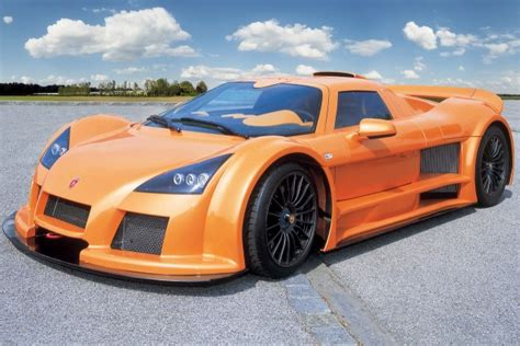 Germany's Apollo To Sell Former Gumpert Apollo Alongside