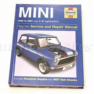 Book-10 - Mini Haynes Workshop Manual