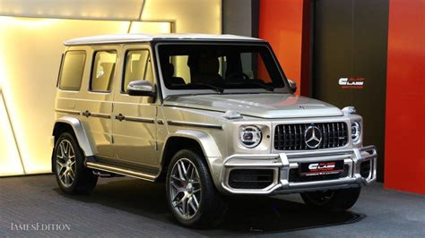 Mercedes g63 amg, 2020, gcc. 2020 Mercedes-Benz G63 in Dubai, United Arab Emirates for sale (10785803)
