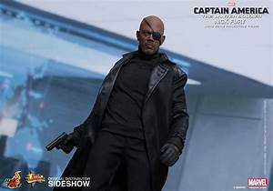 Marvel Nick Fury Sixth Scale Figure by Hot Toys | Sideshow ...