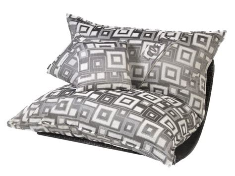 Lovesac Pillowsac by Blocks Chenille Pillowsac Cover Accessory Set Lovesac