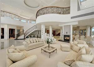 Mansion living room graceful beautiful newly listed ...