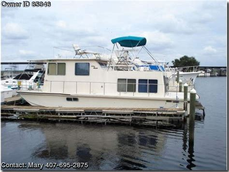 Rinker Houseboats by 1980 Holiday Mansion Houseboat Wprocket