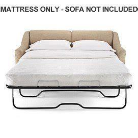 very comfortable sleeper sofa amazon com sofa sleeper replacment mattress memory foam